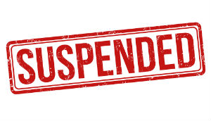 Rhode Island RI Law Firm Suspended