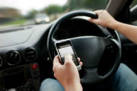 RI Distracted Driving Accident